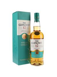 Glenlivet - Scotch single malt whisky 12 yo - GB, 0.7L, Alc: 40%