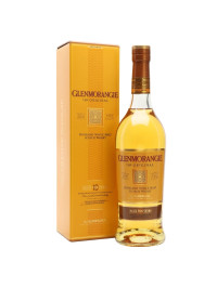 Glenmorangie - Scotch single malt whisky 10 yo - 0.7L, Alc: 40%