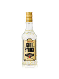 Gold Strike - Lichior cinnamon gold leaf - 0.5L, Alc: 50%