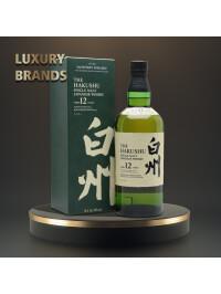 Hakushu - Japanese Single Malt Whisky 12 yo GB - 0.7L, Alc: 43%
