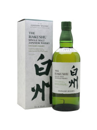 Hakushu - Japanese single malt whisky distillers reserve gb  - 0.7L, Alc: 43%