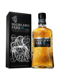 Highland Park - Scotch Single Malt Whisky 10 yo GB - 0.7L, Alc: 40%