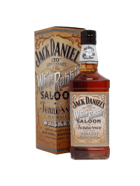 Jack Daniel's - Tennessee whiskey white rabbit saloon - 0.7L, Alc: 43%