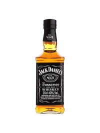 Jack Daniel's - Tennessee Whiskey - 0.35L, Alc: 40%