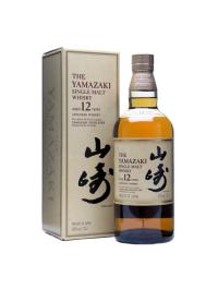 Yamazaki - Japanese Single Malt Whisky 12 yo GB - 0.7L, Alc: 43%