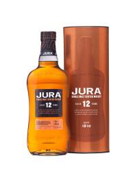 Isle of Jura - Scotch single malt whisky 12 yo gb - 0.7L, Alc: 40%