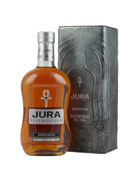 Isle of Jura - Scotch Single Malt Whisky - Superstition GB - 0.7L, Alc: 43%