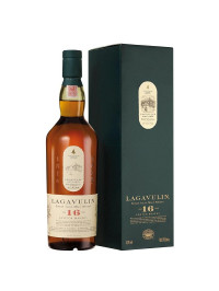 Lagavulin - Scotch single malt whisky 16 yo - 0.7 L, Alc: 43%