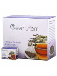 Revolution - Hot tea - Earl Grey lavander 30 pl.