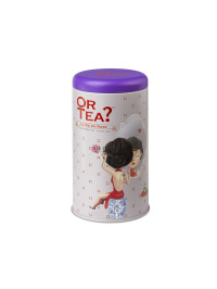 Or Tea? - ceai La Vie en Rose cutie metalica 75g