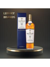 Macallan - Double Cask Scotch Single Malt Whisky 12yo GB - 0.7L, Alc: 40%