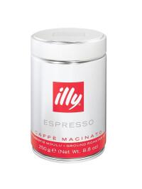 Illy - espresso 250 G macinata