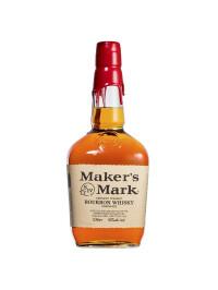 Maker's Mark - American Bourbon whiskey - 1L, Alc: 45%