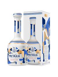 Metaxa - Brandy Grande Fine Cacao Rocks, GB - 0.7L, Alc: 40%