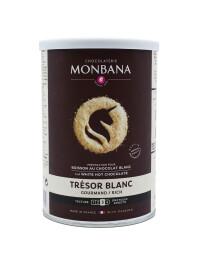 Monbana Pudra - ciocolata alba 500g