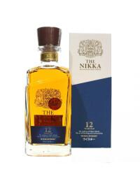 Nikka - Japanese Single Malt Whisky 12 yo GB - 0.7L, Alc: 43%