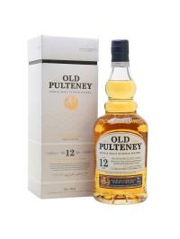 Old Pulteney - Scotch single malt whisky 12yo - 0.7L, Alc: 40%