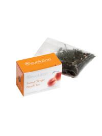 Revolution - Hot tea - Sweet ginger peach 30 pl.