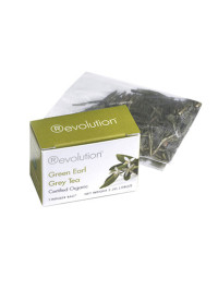 Revolution - Hot tea - Green earl grey organic 30 pl.