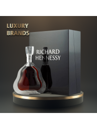 Hennessy - Cognac Richard Gift Box - 0.7L, Alc: 40%