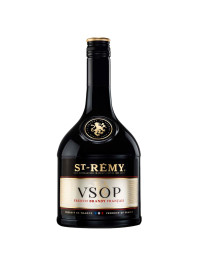 Saint Remy - Brandy French Authentic VSOP - 0.7L, Alc: 40%