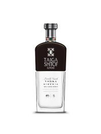 Taiga Shtof - Russian Vodka - 1L, Alc: 40%
