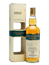 Speyburn 1991 - Connoisseurs Choice Scotch Single Malt Whisky GB - 0.7L, Alc: 46%