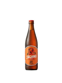Zaganu - Bere artizanala Blonda 20 buc x 0,5L - sticla, Alc: 5.3%