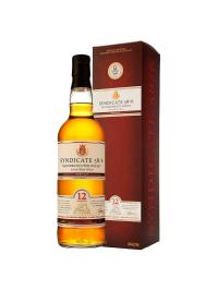 Syndicate 58/6 - Scotch Blended Whisky 12 yo GB - 0.7L, Alc: 40%