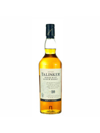 Talisker - Scotch single malt whisky 10yo - 0,7L, Alc: 45.8%