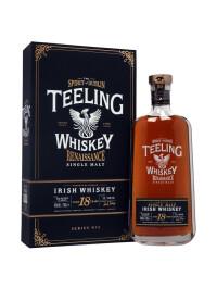 Teeling - Irish Single Malt Whiskey Renaissance Vol 1. 18 yo GB - 0.7L, Alc: 46%