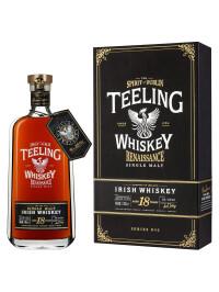 Teeling - Irish single malt whiskey Renaissance Vol 2. 18 yo, gb - 0.7L, Alc: 46%