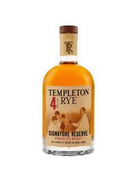 Templeton - American Rye Whiskey 4 yo - 0.7L, Alc: 40%