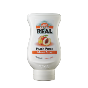 Real - Piure Peach 0,5L
