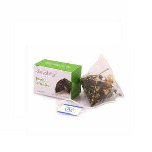 Revolution - Hot tea - Tropical green 30 pl.