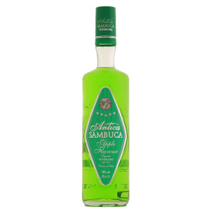 Antica - Sambuca Apple - 0.7L, Alc: 38%