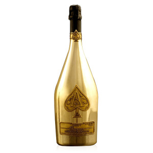 Armand de Brignac - Sampanie Brut Gold bottle Rehoboam - 4.5L , Alc: 12.5%