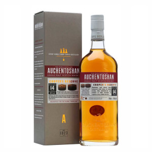 Auchentoshan - Scotch single malt whisky Cooper's Reserve 14yo - 0.7L, Alc: 46%