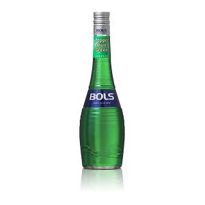 Bols - Lichior Peppermint green - 0.7L , Alc: 24%