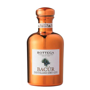 Bottega - Gin Bacur - 0.5L, Alc: 40%