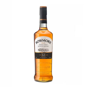 Bowmore - Scotch single malt whisky 12yo - 0.7L, Alc: 40%