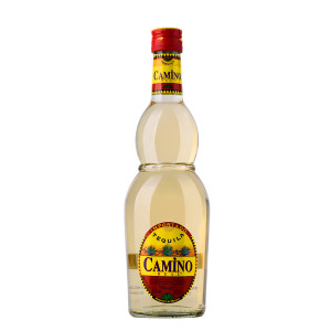 Camino Real - Tequila gold - 0.7L, Alc: 40%