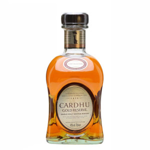 Cardhu - Scotch single malt whisky gold reserve - 0.7L, Alc: 40%