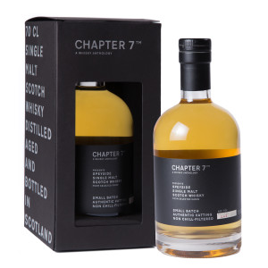 Chapter 7 - Scotch Single Malt Whisky Speyside GB - 0.7L, Alc: 46%