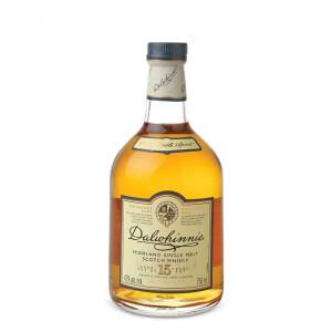 Dalwhinnie - Scotch Single Malt Whisky 15 yo - 0.7L, Alc: 43%