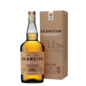 Deanston - Scotch Single Malt Whisky 12 yo - 0.7L, Alc: 46.3%
