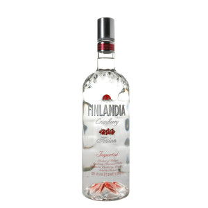 Finlandia - Vodka cranberry - 0.7L, Alc: 40%