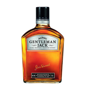 Jack Daniel's Gentleman Jack - Tennessee whiskey - 0,7L, Alc: 40%