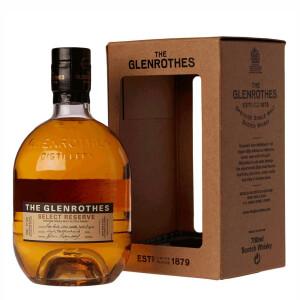 Glenrothes - Scotch Single Malt Whisky Select Reserve GB - 0.7L , Alc: 40%