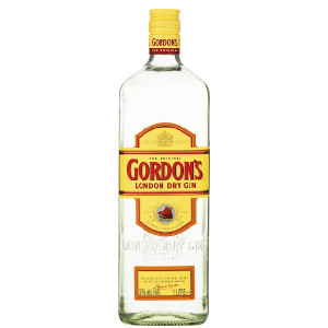 Gordon's London dry 1 L